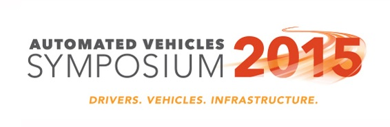 Automated Vehicle Symposium 2015,  July 20-24
