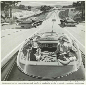 car of the future 1950