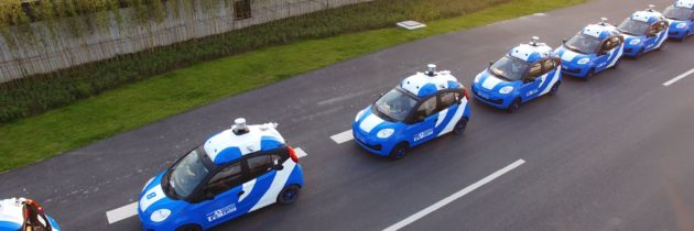 China is poised to lead in self-driving cars—and it's not because of technology