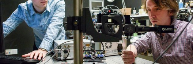 New laser technology lets driverless cars see round corners